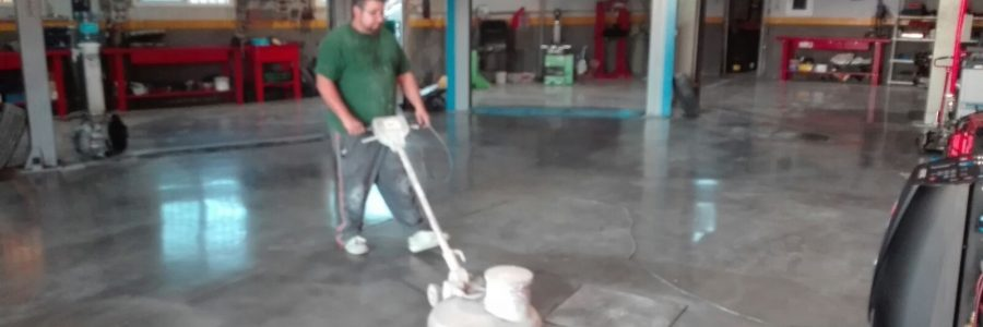 cemento pulido - pulido de cemento